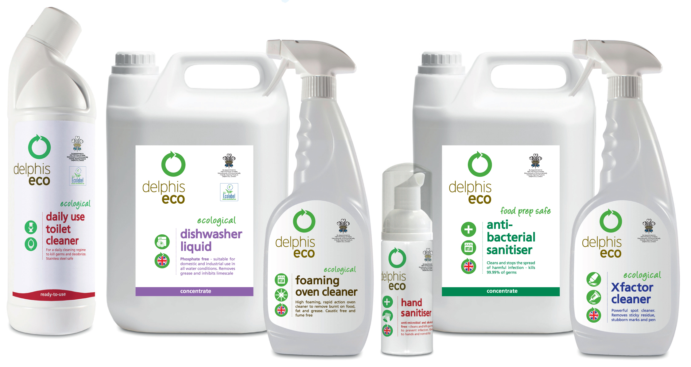 Delphis eco ltd royal warrant holders association for Eco friendly home products