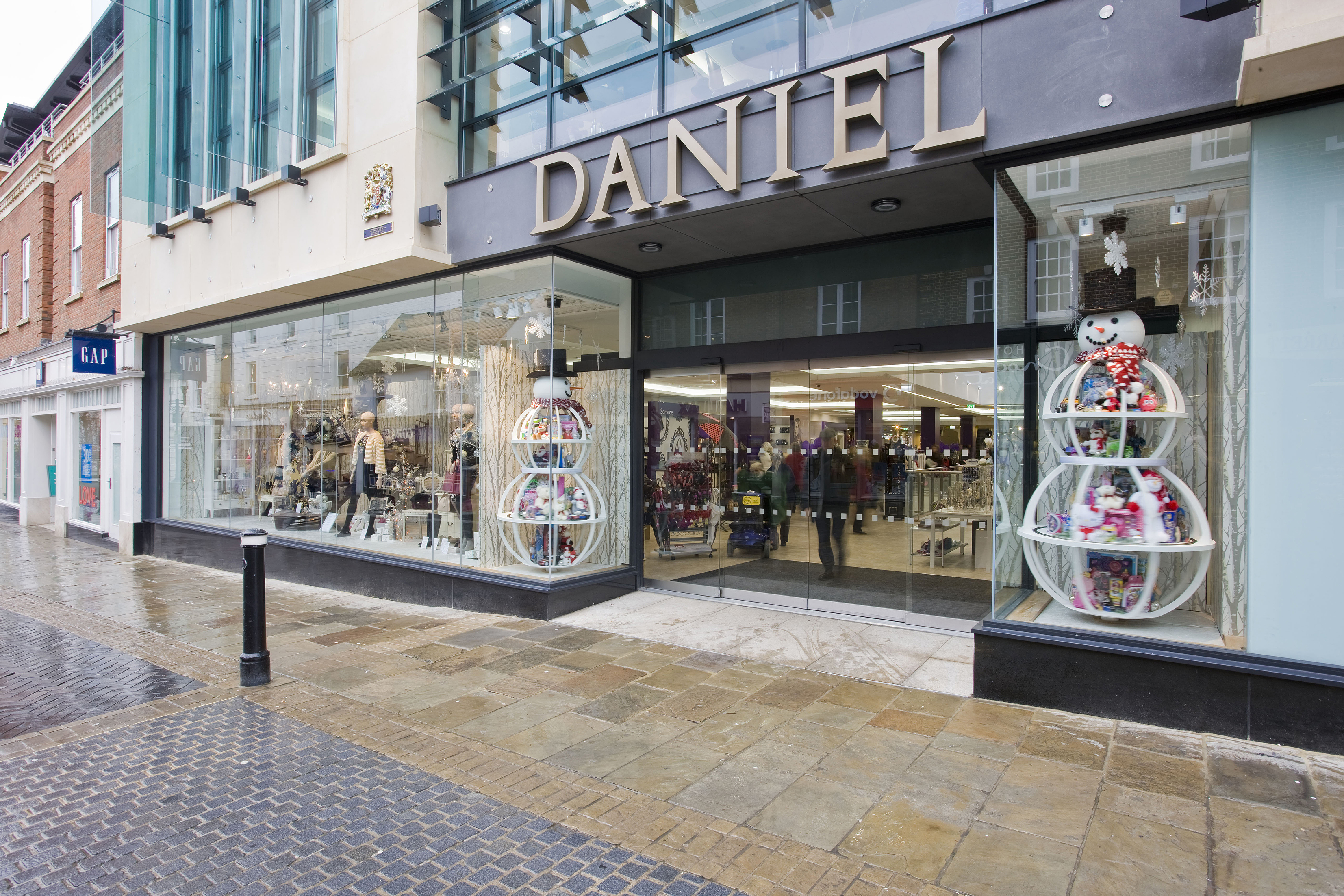 bac4cb9b690d Daniel Department Store is located in the heart of Windsor town centre. Not  only is it the largest department store in Windsor, but is also home to  four ...