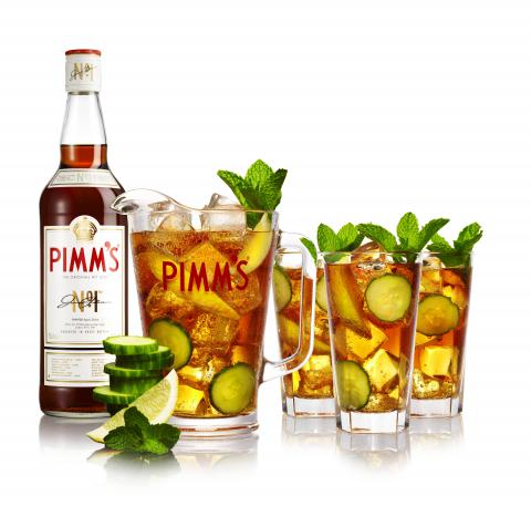 new york pimm s the royal drink inspired by the royal pimm s royale ...
